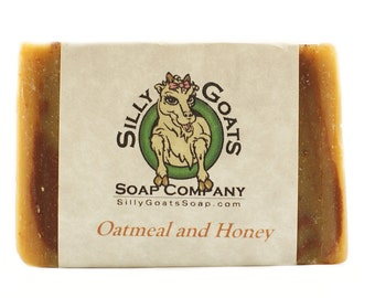 Honey Soap, Oatmeal Soap Bar, Oatmeal Bar Soap, Oatmeal And Honey Soap, Honey Oatmeal Soap