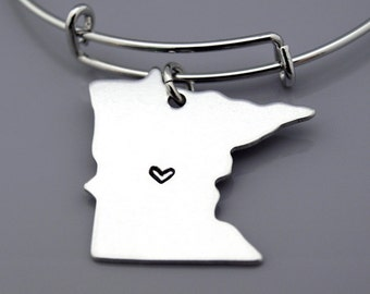 Minnesota State Map Etsy - Mn on us map