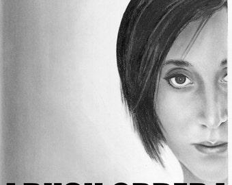 "RUSH ORDER Custom Portrait - 11x14"", Last Minute Gift Idea, Custom Drawn Portrait, Pencil Sketch Portrait, Portrait Drawing, Custom Gifts"