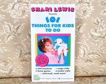 Popular Items For Shari Lewis On Etsy