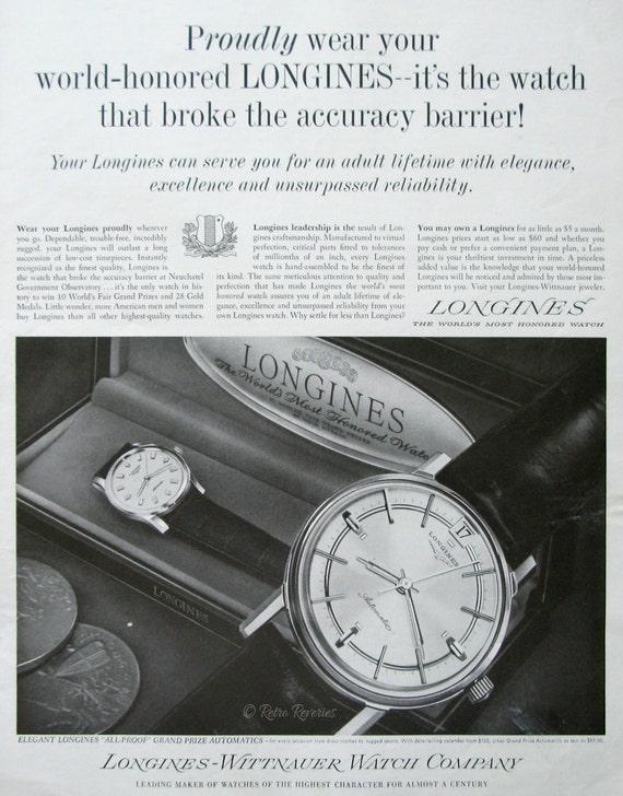 Longines Watch Prise