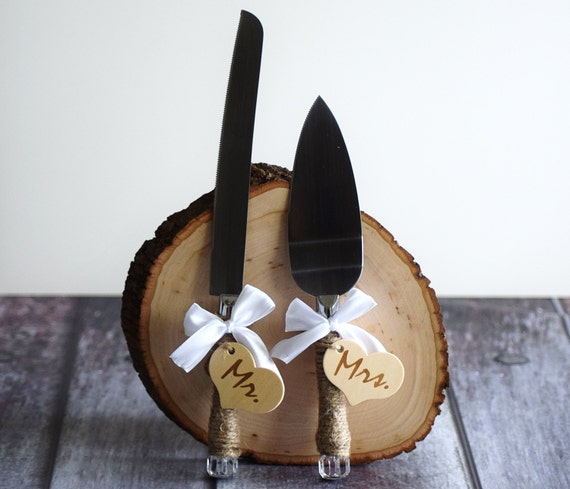 rustic wedding cake knives rustic wedding cake knife customized wedding by 19544