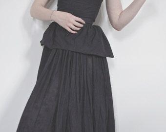 Elegant Victorian, Jane Eyre dress, Historical Costume