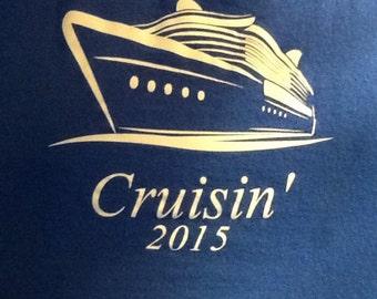 Personalized Family Cruise Shirts