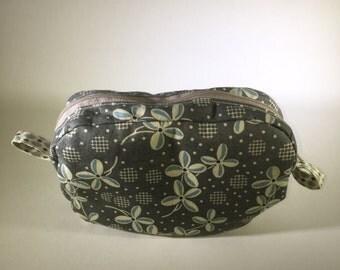 Essential Oil Carry Bag - Grey