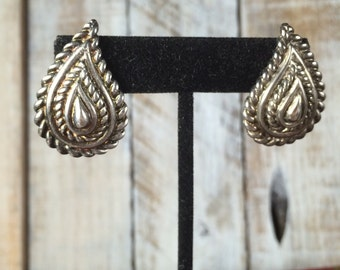 Vintage Jewellery, Teardrops, Costume Jewellery, Teardrop Earrings, Fashion Jewellery, Online Jewellery Earrings Stud, Art Deco Earrings