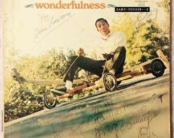 Bill Cosby Wonderfulness vintage vinyl record album 1966