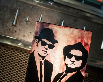 Blues Brothers Lamp