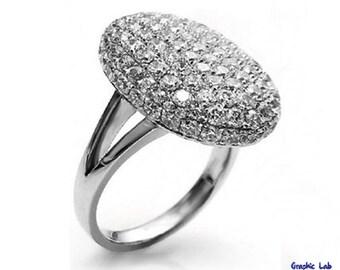 Diamond engagement ring Twilight Bella Swan