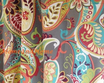 Items Similar To Fabric Shower Curtain 72 X 84 90 96 108 Promo Ianni Sateen Saffron Brown