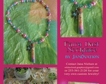 Fairy Dust Necklace - custom Jewelry