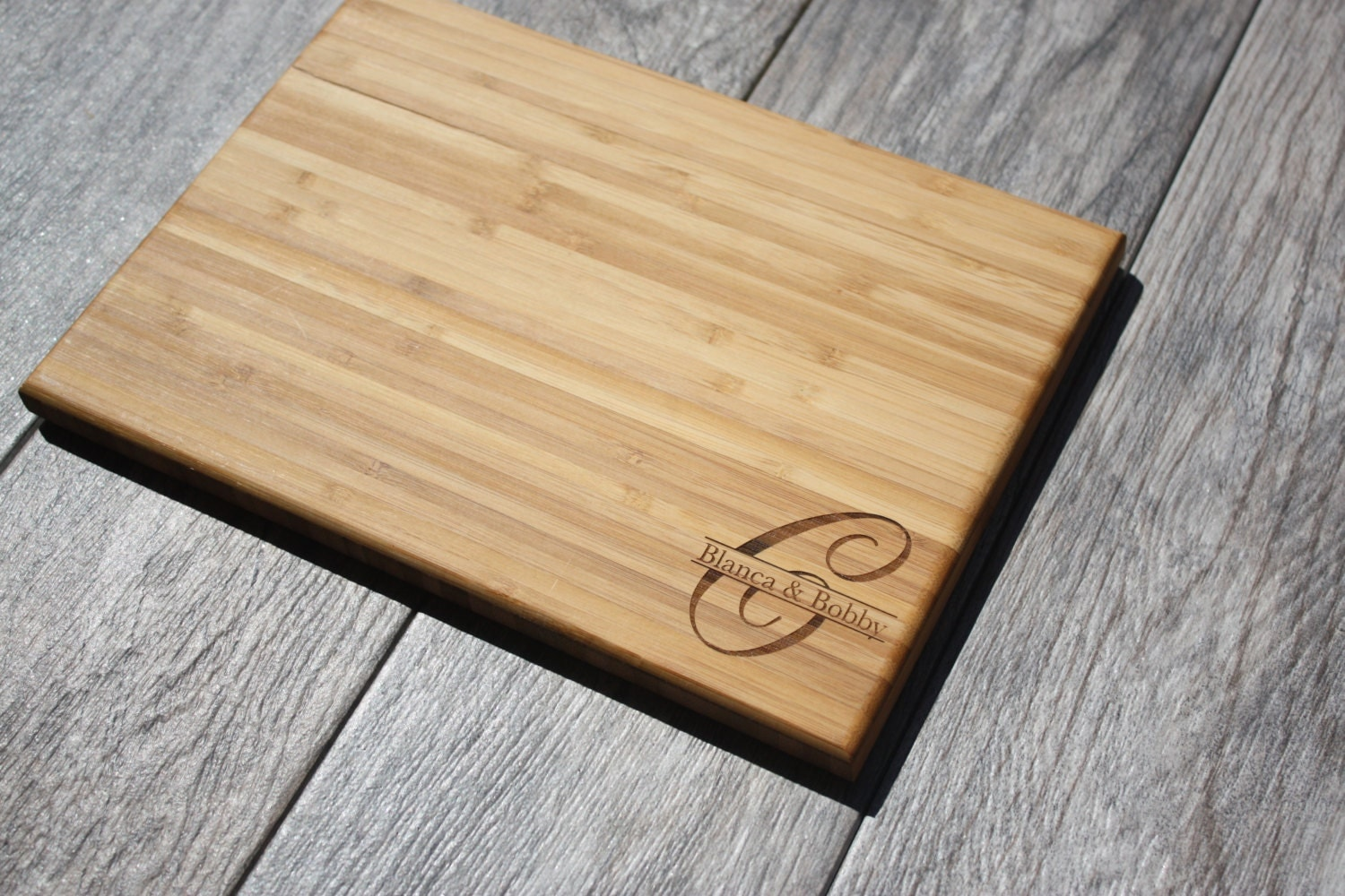 Personalized Cutting Boards ~ Engraved cutting board personalized gift for