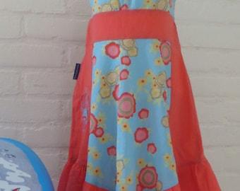 Girls summerdress size 5T-6