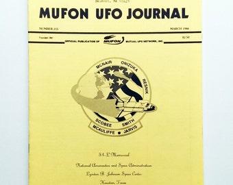 MUFON UFO Journal #215