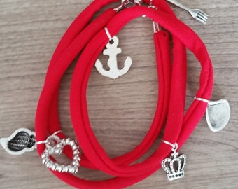 little mermaid inspired bracelet, Little Mermaid bracelet