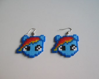 Earrings My Little Pony Rainbow Dash