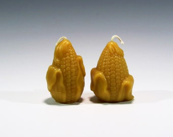 Beeswax Candle Corn on the Cob