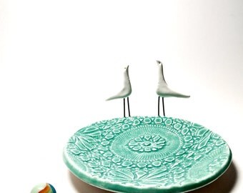 Little Birds - Ceramic Dish