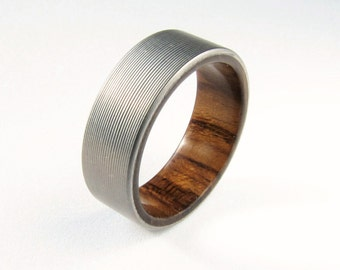 Superbe Inexpensive Wedding Rings Wood Mens Wedding Band Rings