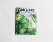 chickpea vegan quarterly magazine - spring 2015 issue - vegan zine small press