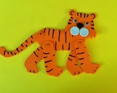 T is for TIGER Craft kit