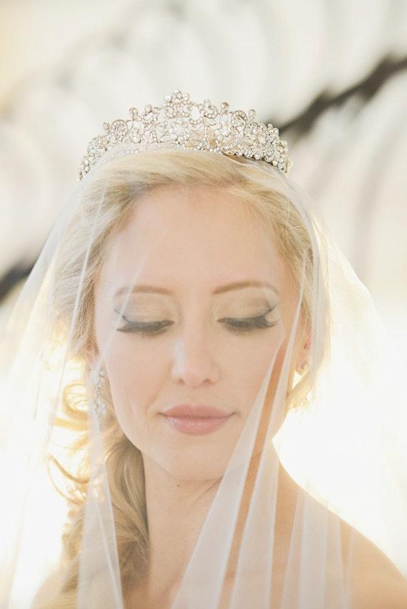 ELLA Swarovski Crystal Tiara