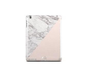 Marble iPad Case Marble iPad 2 Case Marble iPad 3 Case White Marble iPad 4 Case iPad Cover White MARBLE PRINT White Marble iPad Cover Beige