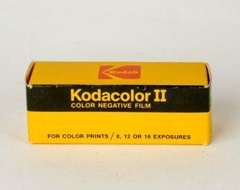 Kodacolor II 120 Film