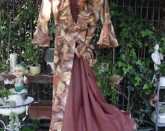 Robe vintage 70s