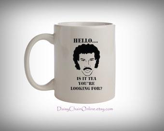 Hello is it Tea You're Looking For Coffee Mug - Personalized Mug, Coffee Cup, Custom Coffee Mug, Unique Mugs - Gifts for Him