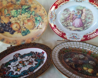 Daher Metal Trays Decorated Ware