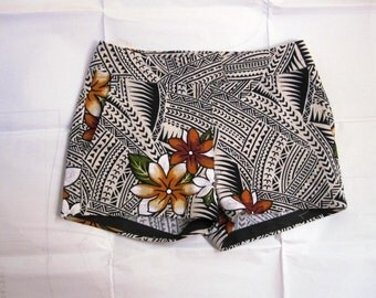 Tiare Flower City Shorts