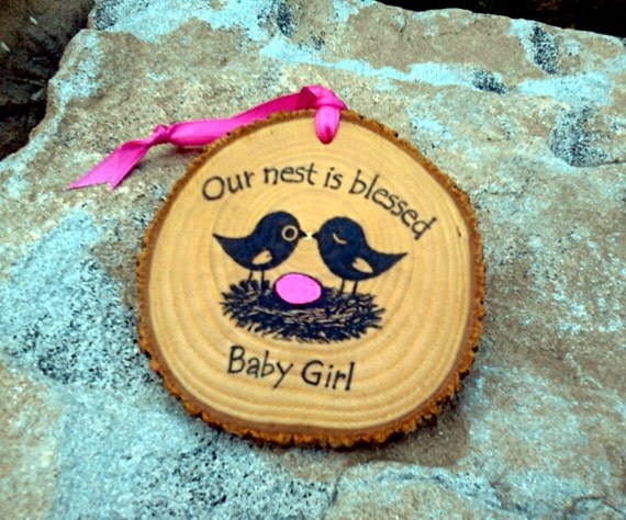 Items Similar To EXPECTING BABY ORNAMENT Baby Gender Reveal Ideas Pregnancy Reveal To