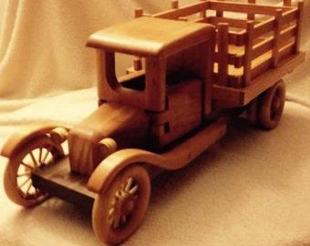 Antique Farm Truck
