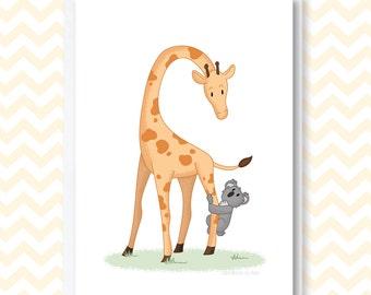 Hanging Around Card