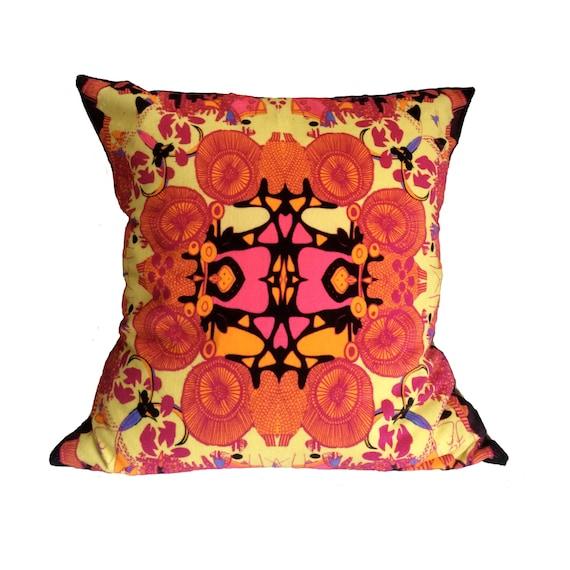 Satin Pillowcase Dublin: Decorative Cushion