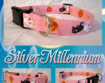 Silver Millennium(Sailor Moon Pet Collar)