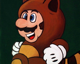 Tanooki Mario