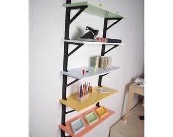 Kesselhaus plywood bookshelf