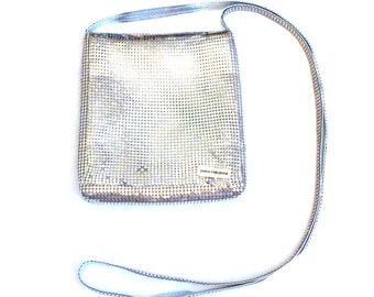 PACO RABANNE * Gorgeous iconic vintage glam disco evening bag