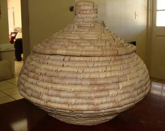 Basket, Snake Charmer, Indian