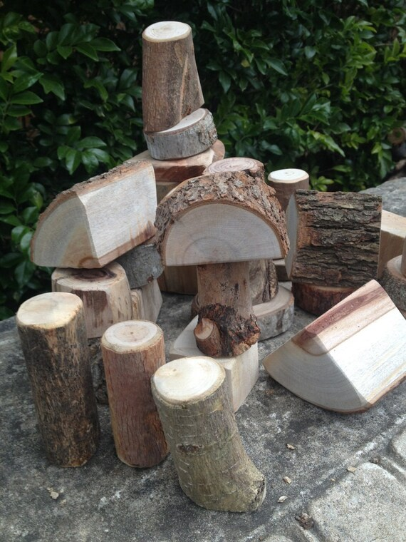 Sale....Sale.....Sale.....20 Tree Offcuts....Smooth Finish....Wooden Blocks.....