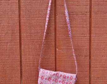 shoulder type messenger bag