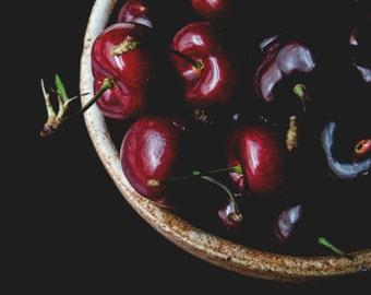 Photograph, Cherries