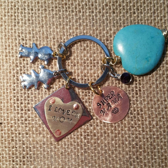 Key chains. Ornaments to handbags. Accessories for bags. Mother