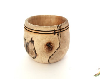 Decorative Maple Vase
