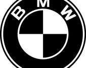 BMW Vinyl Decal Sticker