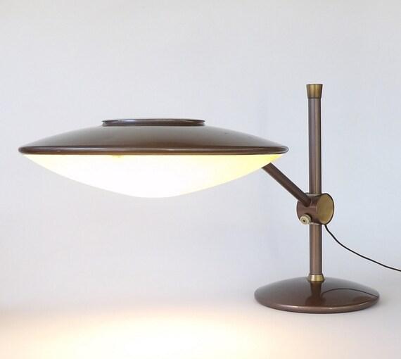 Dazor Desk Lamp Model No 2004 Mid Century Modern Cosmic