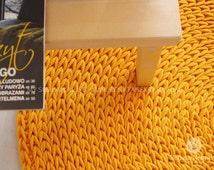 tappeto, Tappeto rotondo, tappeti lavorati a maglia, maglia tappeto ...