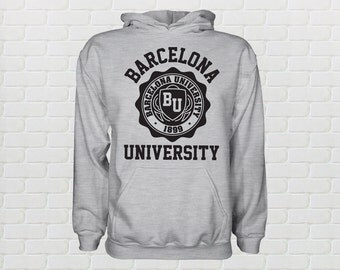 University of Barcelona Hoodie - All Sizes Available